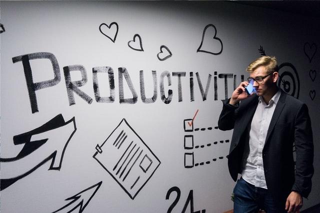 Ziele aufschreiben Unternehmer